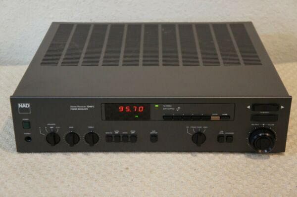 NAD 7240PE POWER ENVELOPE STEREO RECEIVER