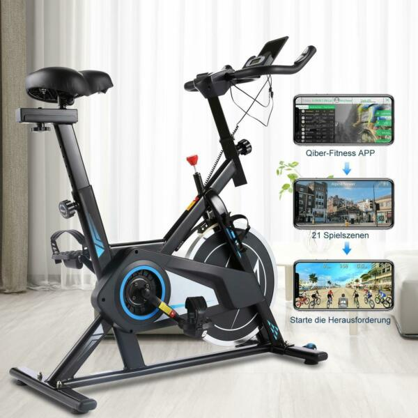 Exercise Bike Indoor Cycle Exercise Indoor Bike For Workout Fitness STDTE $339.17