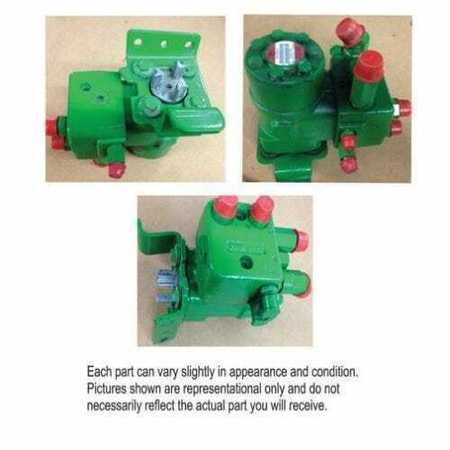 Used Steering Valve Compatible with John Deere 8300 8310 8100 8210 8400 8200