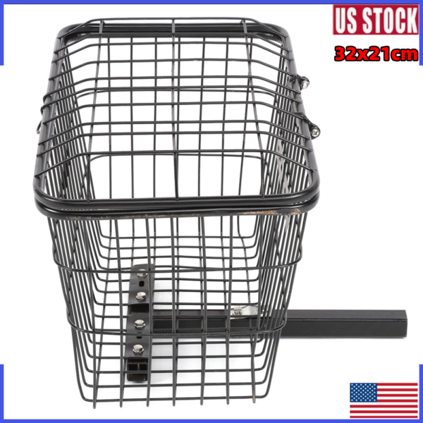 Rear Basket Accessory for Mobility Scooter Sturdy Center Support No basket . $33.04