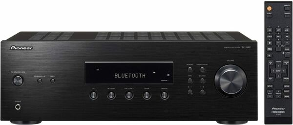 Pioneer SX 10AE Home Audio Stereo Receiver w Bluetooth amp; Wireless. Refurbished $119.99
