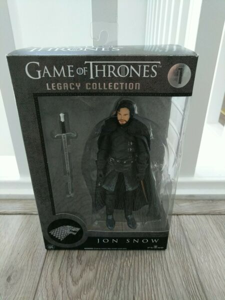 Funko Games of Thrones HBO John Snow Action Legacy Collection 1.