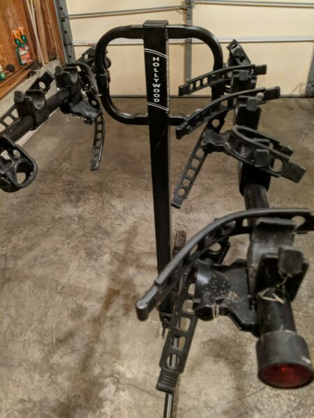 Hollywood Racks 5 Bike Hitch Mount Rack 2 Inch Receiver $200.00