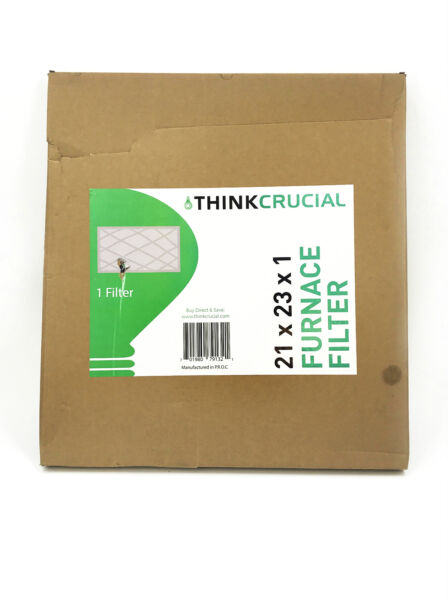 Think Crucial Replacement Air Conditioner Filter Size 21x23x1quot; #1321 $19.98