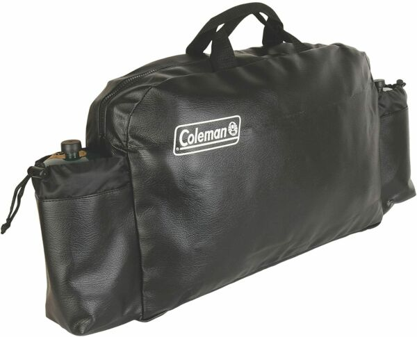 Coleman Stove Durable Vinyl Carry Case Camping Kitchen Gadget New