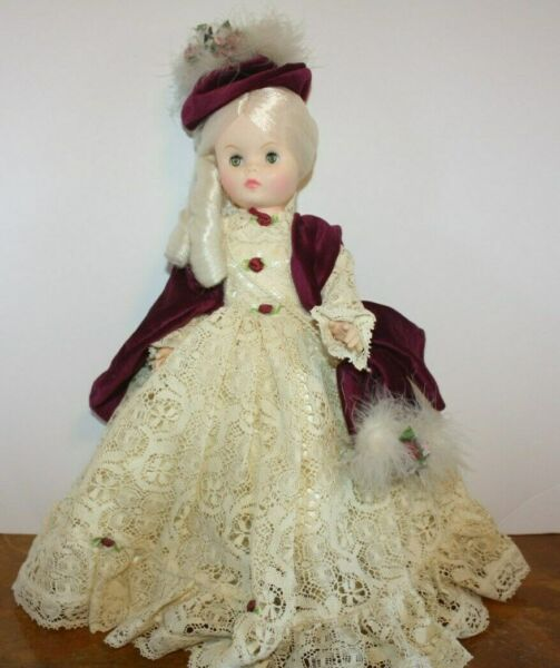 "Royal House of Dolls Vintage 15"" doll ""Scarlett"""