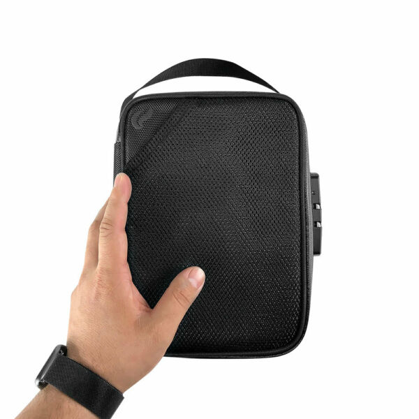Skunk Sidekick L Smell Proof Stash Case w Combo Lock Active Carbon Technology $55.00