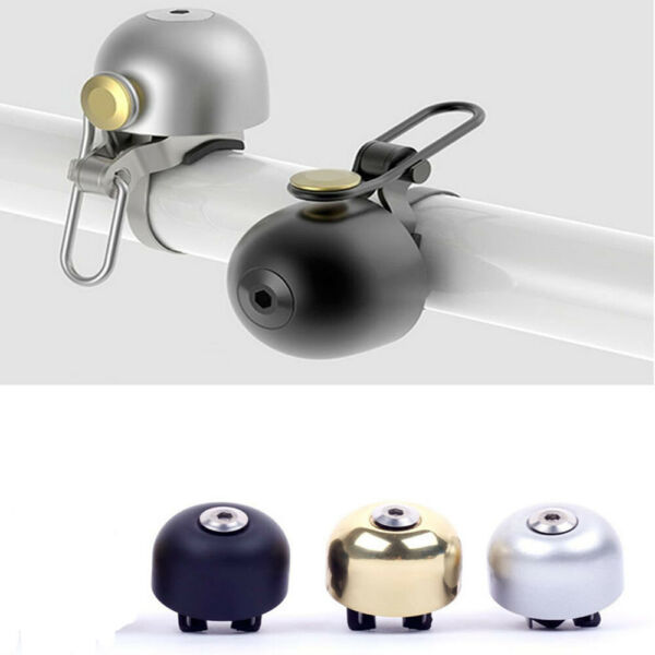 Stainless Steel Bicycle Bell Bike Sound Handlebar Classical Ring Horn Safety#x27; $7.93