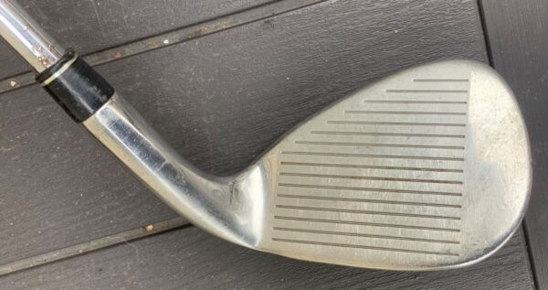 TaylorMade BURNER SUPERLAUNCH SAND WEDGE Left Handed Steel 85 STIFF SW