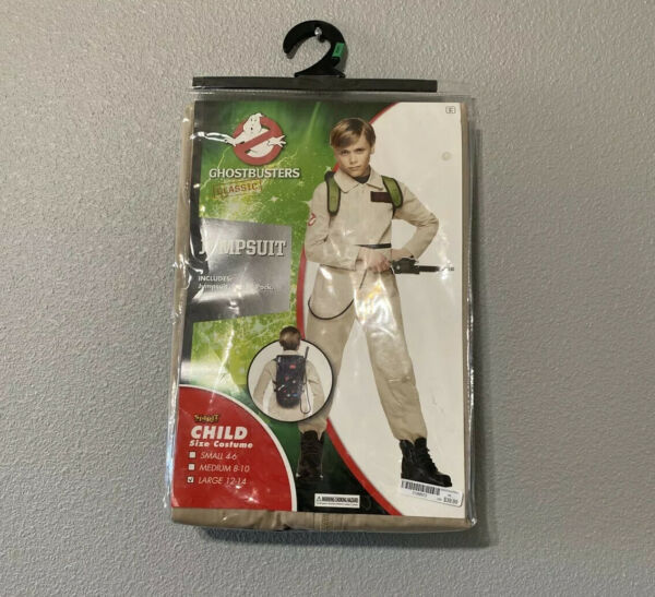 ghostbusters Jumpsuit Child Costume