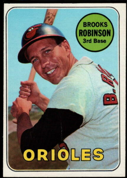 1969 Topps Baseball Pick A Player Cards 321 664