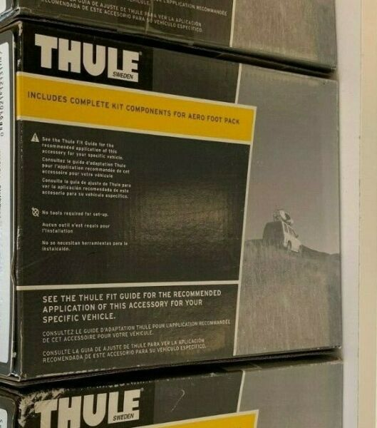 Thule Fit Kit #261 Thule Car Rack System $33.75