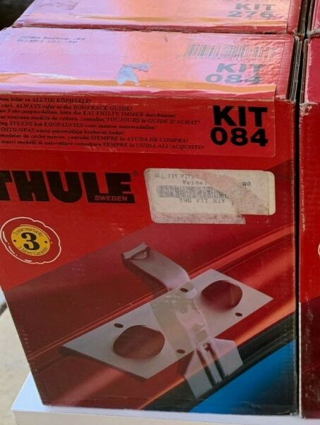 Thule Kit #084 Thule Car Rack System $35.00
