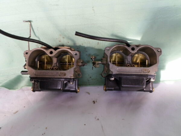 1993 OMC 115hp Outboard Carburetors From Freshwater. $50.00