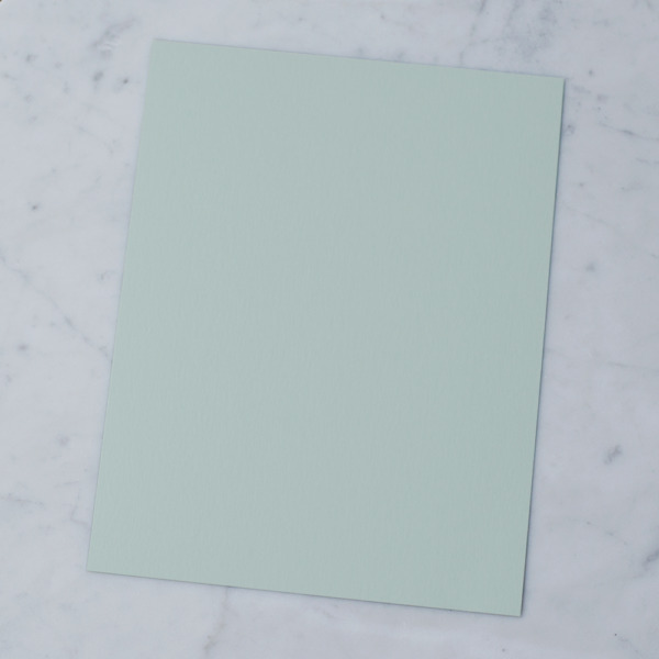 50 sheets Stardream Metallic 8.5X11 Card Stock Paper AQUAMARINE 105lb Cover