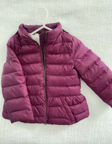 Burberry Puffer Coat Toddler Size 3Y $115.00