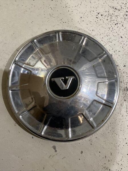 Vintage Volvo HUBCAP Dog Dish Center Hub Caps Collector Spare 9 1 2quot; $29.00