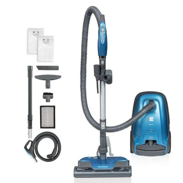 Kenmore BC3005 Pet Friendly Lightweight Bagged Canister Vacuum Cleaner With HEPA