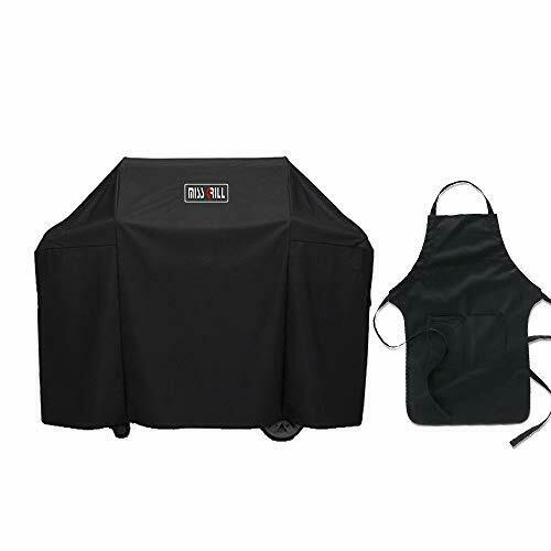 58 BBQ Grill Cover Of Weber 7130 Cover Fits Genesis II 3 Gas Burner