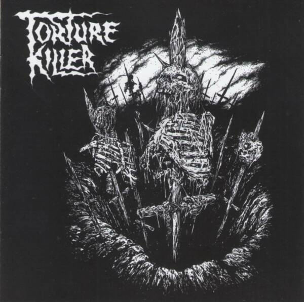 TORTURE KILLER PHOBIA 2013 Death Metal Pit Art CD Jewel Case by FonoGIFT