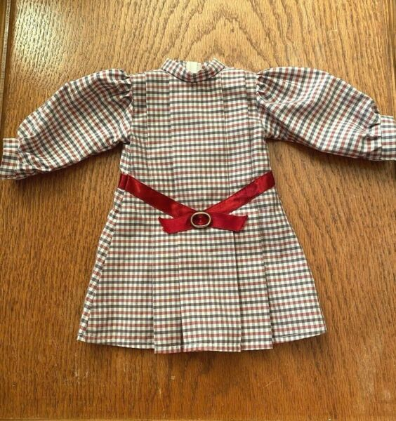 Pleasant Company American Girl Samantha Meet Dress West Germany Tagged 1986