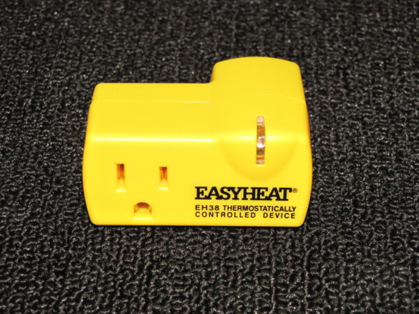 Easy Heat Thermostat. Thermostatically Controls Heat Tape $16.94