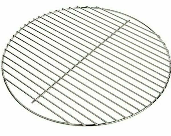 Steel Round Grill Cooking Grate For 14quot; Smokey Joe Silver Gold Tuck n Carry