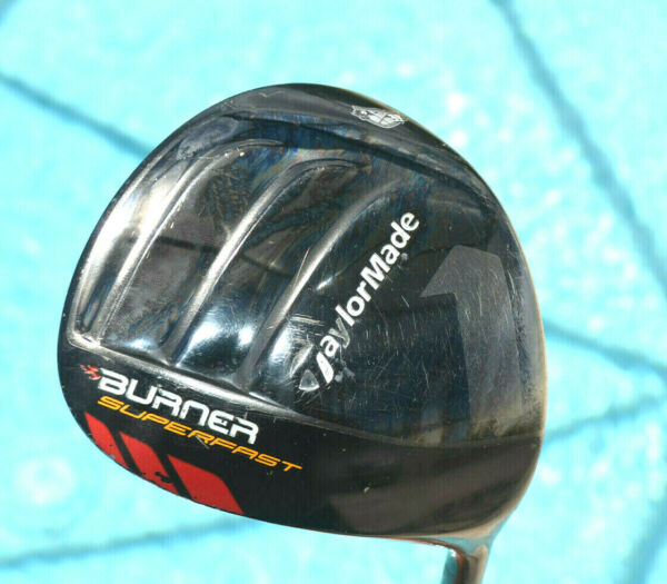 TaylorMade Burner Superfast TP 8.5* Driver Stiff Matrix Ozik HD6 Graphite