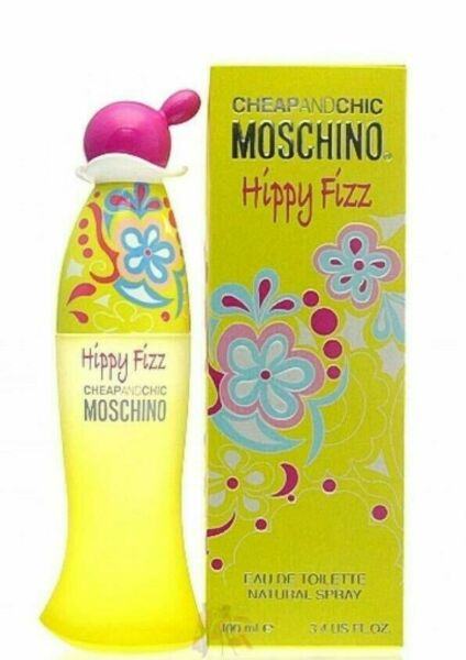Moschino Cheap amp; Chic Hippy Fizz EDT 3.4 Oz Women#x27;s $59.99