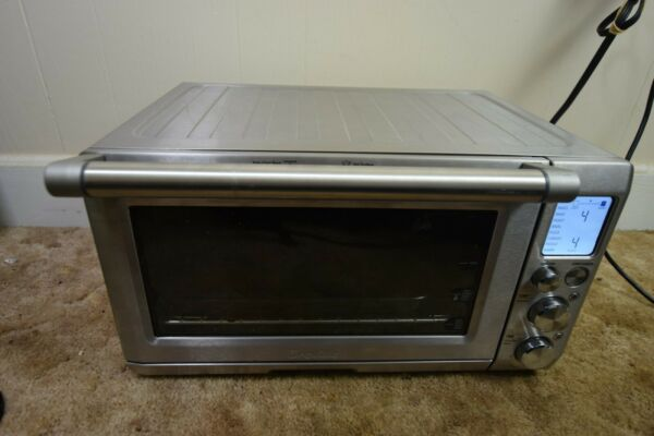 Breville BOV800XL A Smart Oven Counter Top Convection Toaster Oven Stainless