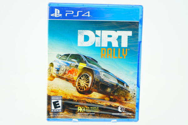 Dirt Rally: Playstation 4 Brand New PS4 $29.98
