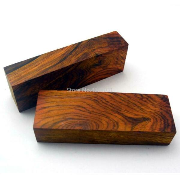 1pc Dalbergia Wood Material For Diy Knife Handle Making And Others Diy Handles $19.49