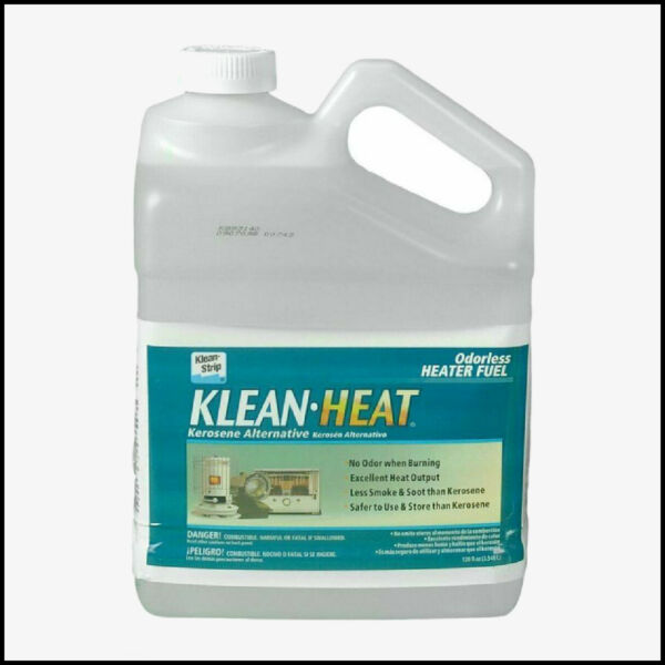 KLEAN STRIP KLEAN HEAT HEATER FUEL LAMP OIL ALADDIN LAMP OIL FRESH NEW STOCK $19.95