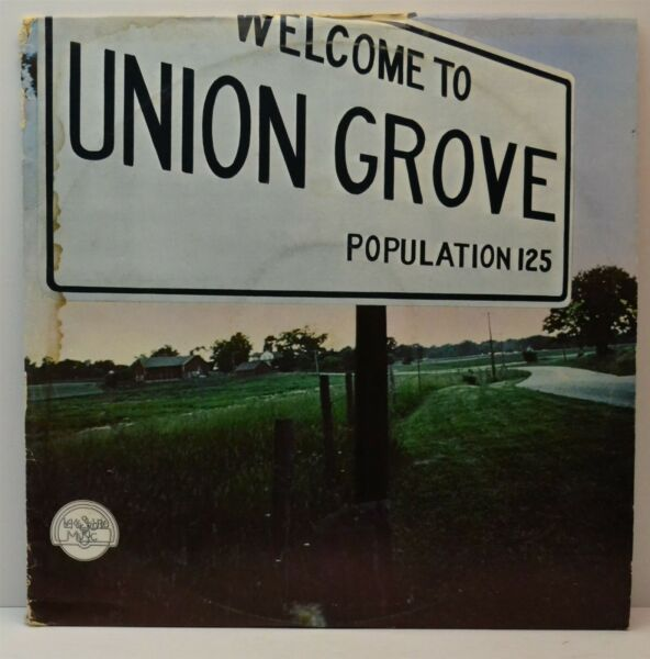 BLUEGRASS LP Welcome to Union Grove 3 LP Fiddlers Convention Union Grove NC 1977