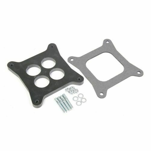 Holley 17 59 Carburetor Spacer Phenolic .500 in. Thick 4 Hole Square Bore NEW $73.75