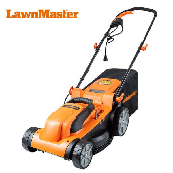 LawnMaster Electric Lawn Mower 11AMP 15 Inch12AMP 16 Inch12AMP 19 Inch $139.99