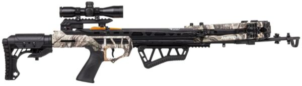 CenterPoint Amped 415 Ready to Hunt Crossbow Package AXCA200FCK