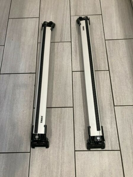 Thule Roof Rack and Fit Kit for Hyundai Santa Fe Used Great Condition $475.00
