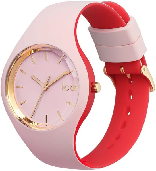 ICE Loulou Dolce Women#x27;s Wristwatch with Silicon Strap 007234 Small