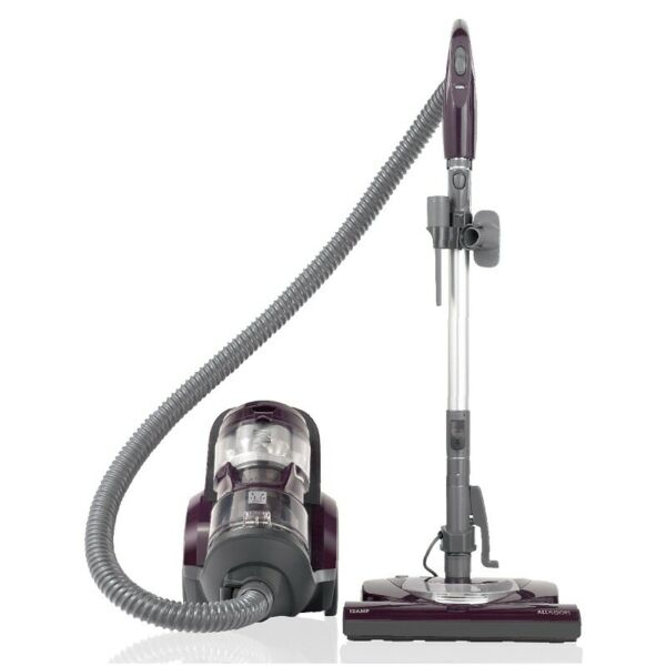 Kenmore 22614 Pet Friendly Bagless Compact Canister Vacuum Cleaner Aspiradora