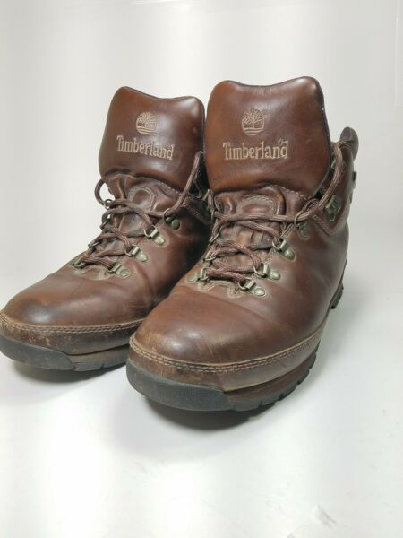 TIMBERLAND BOOTS SIZE 13 M LEATHER $50.00