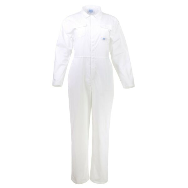 Kids Youth White Coveralls Boiler Suit $28.50