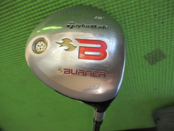 Taylormade Burner 3 15 fairway wood Reax 49 S