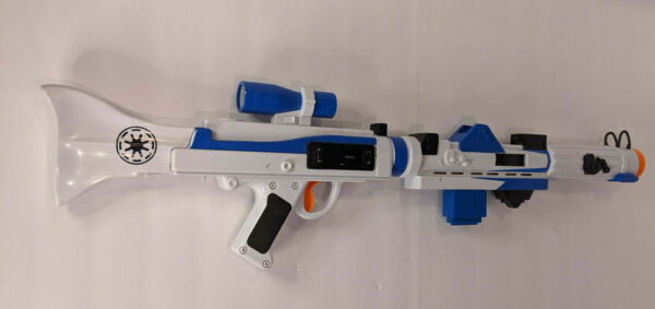 Clone Commander Rex Star Wars Clone Wars Build Your Own Electronic Blaster