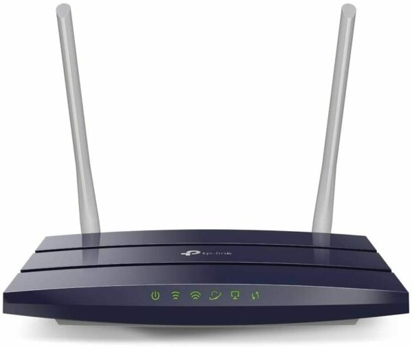 TP Link AC1200 WiFi Router Archer A5 Certified Refurbished
