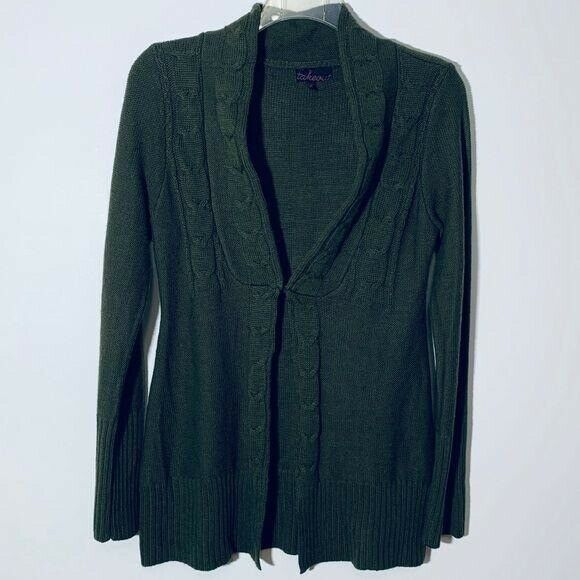 Takeout Olive Green Sweater XL $18.99