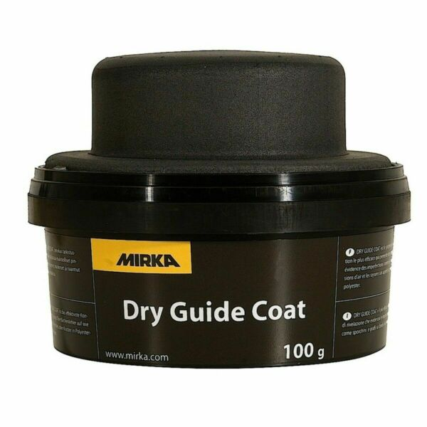 Mirka 9193500111 Black Dry Guide Coat 100G