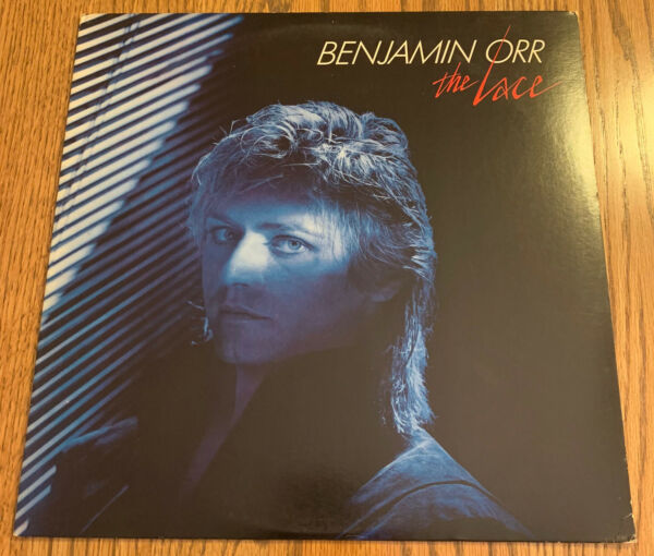 1986 Benjamin Orr The Lace The Cars Vocalist LP Elektra 60460 Ramp;R hall of fame