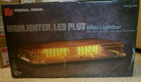 Federal Signal LED mini lightbar
