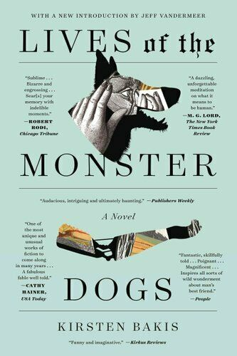 Lives of the Monster Dogs by Kirsten Bakis 9780374537142 Brand New $14.44